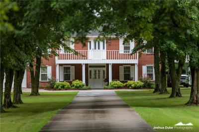 Washington County Single Family Home For Sale: 992 Elm Springs RD