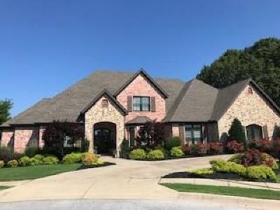 Springdale Single Family Home For Sale: 3250 Character PL