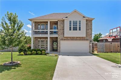 Cave Springs Single Family Home For Sale: 505 Hampton Park BND