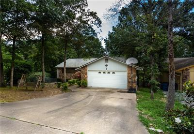 Bella Vista AR Single Family Home For Sale: $289,900