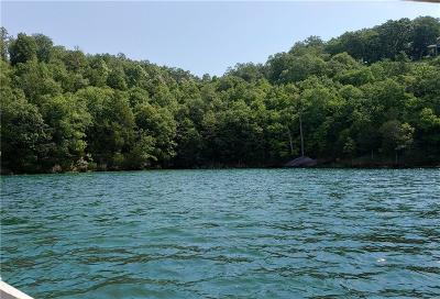 Eureka Springs, Rogers, Lowell Residential Lots & Land For Sale: TBD Panorama Shores LOOP