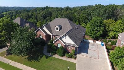 Bentonville Single Family Home For Sale: 3703 NW Mountainview RD