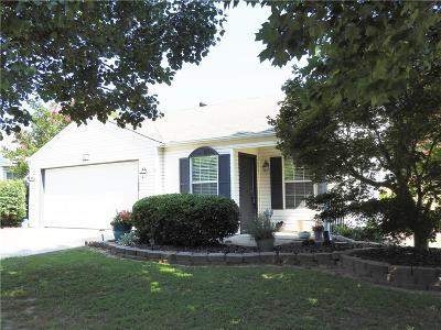 Bentonville Single Family Home For Sale: 3107 NE 14Th ST