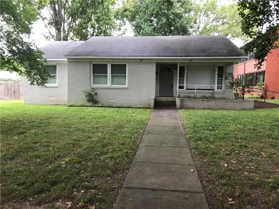 Bentonville Single Family Home For Sale: 408 W Central AVE