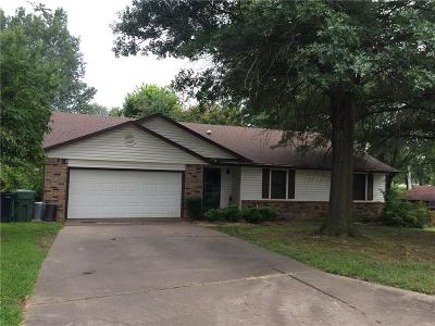 Rogers Single Family Home For Sale: 2608 Beau DR