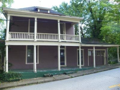 Eureka Springs Single Family Home For Sale: 24 Elk ST