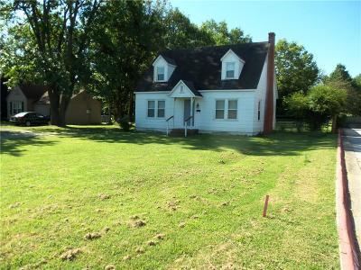 Benton County Single Family Home For Sale: 1716 & 1712 Walnut ST