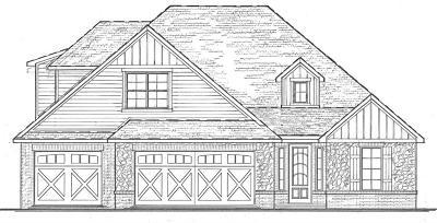 Centerton Single Family Home For Sale: Lot 48 Westridge LN