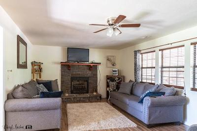 Siloam Springs Single Family Home For Sale: 16638 Logan Cave RD