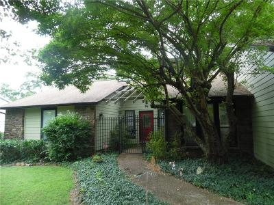Fayetteville Single Family Home For Sale: 2417 E Bristol PL