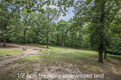 Fayetteville Single Family Home For Sale: 657 N Cliffside DR