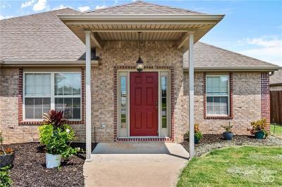 Centerton Single Family Home For Sale: 1131 Kensington DR