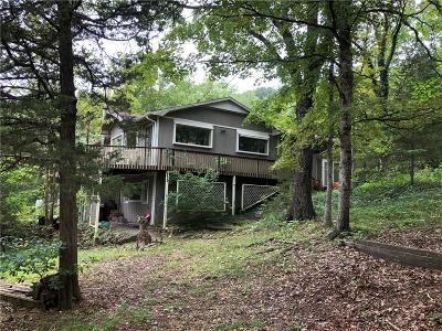 Eureka Springs, Rogers, Lowell Single Family Home For Sale: 288 Wild Turkey DR