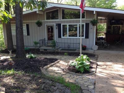 Bella Vista Single Family Home For Sale: 12 Cobb CIR