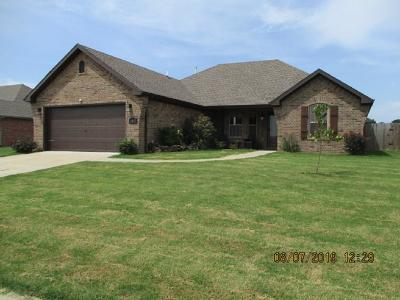 Prairie Grove Single Family Home For Sale: 361 Sundowner Ranch AVE