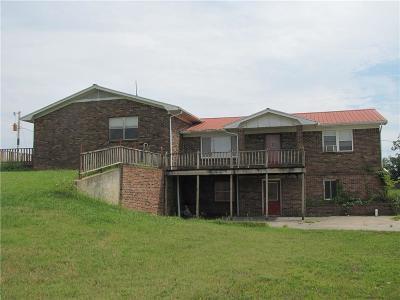 Prairie Grove Single Family Home For Sale: 13044 Rose Cemetery RD