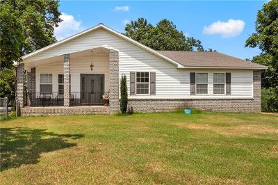 West Fork Single Family Home For Sale: 14913 S Hwy 170