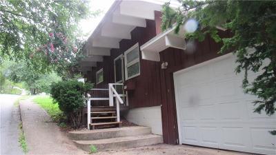 Eureka Springs Single Family Home For Sale: 51 Mountain ST