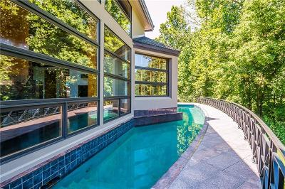 Rogers Single Family Home For Sale: 9 Beau Chene LN