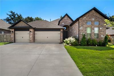 Bentonville Single Family Home For Sale: 709 SE Eaton ST