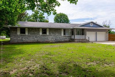 Pea Ridge Single Family Home For Sale: 301 E Harris ST