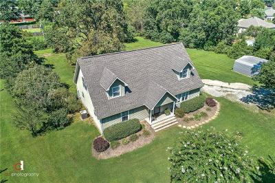 Rogers Single Family Home For Sale: 1205 Price LN