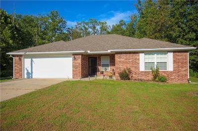 Bella Vista AR Single Family Home For Sale: $169,000
