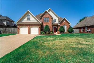 Bentonville Single Family Home For Sale: 610 SE Jamaica DR