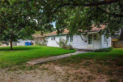 Bentonville Single Family Home For Sale: 502 NW 3rd ST