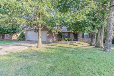 Bentonville Single Family Home For Sale: 1805 SW Redwood AVE