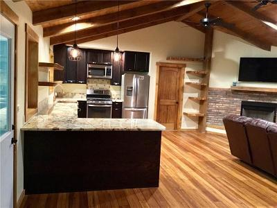 Eureka Springs Single Family Home For Sale: 540 County Road 3171
