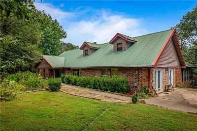 Fayetteville Single Family Home For Sale: 10804 Friendly RD