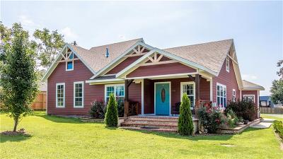 Cave Springs Single Family Home For Sale: 1011 Shores AVE