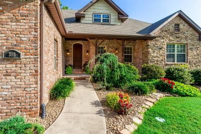 Cave Springs Single Family Home For Sale: 388 Brown RD