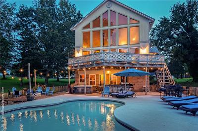 Single Family Home For Sale: 10581 Ervin Mcgarrah RD