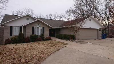 Benton County Single Family Home For Sale: 2606 Linebarger LN