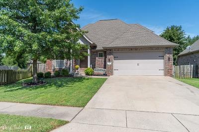 Rogers Single Family Home For Sale: 1807 Morter PL