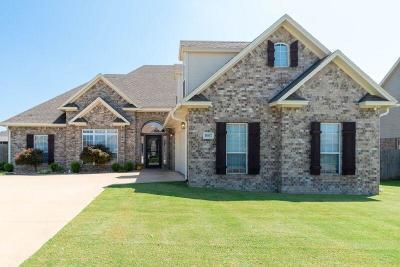 Centerton Single Family Home For Sale: 1007 Tarah Knolls CIR