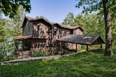 Eureka Springs Single Family Home For Sale: 1243 CR 1531