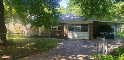 Fayetteville Single Family Home For Sale: 1137 S Baldwin AVE