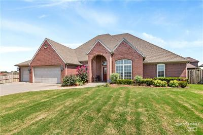 Bentonville Single Family Home For Sale: 3801 SW Cornerstone RD