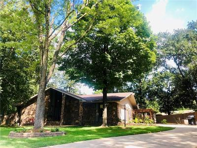 Rogers Single Family Home For Sale: 929 S 26th ST