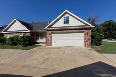 Fayetteville Multi Family Home For Sale: 2565 & 2567 E Turtle Creek DR