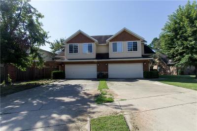Fayetteville Multi Family Home For Sale: 2541 & 2543 E Turtle Creek DR