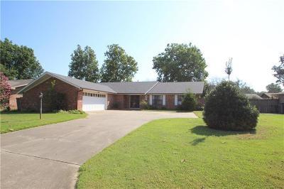 Rogers Single Family Home For Sale: 809 S Orleans DR