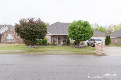 Rogers Single Family Home For Sale: 1304 N Wren DR