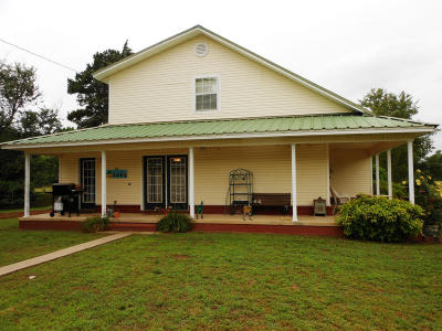 Ola Single Family Home For Sale: 15374 Old Highway 10