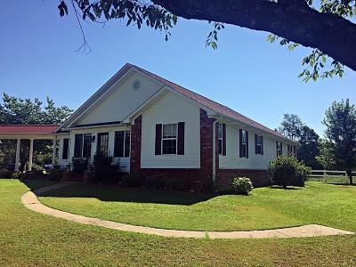Dardanelle Single Family Home For Sale: 10150 Wolf Lane