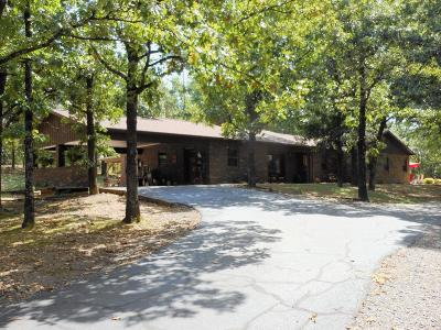 Ola Single Family Home For Sale: 679 Scenic 7 Drive