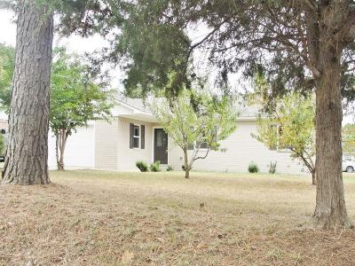 Clarksville Single Family Home For Sale: 1010 Mill Road